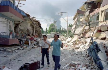 Marmara Depremi'nin 17.yıldönümü 18