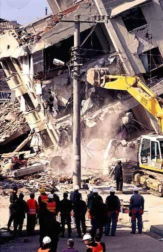Marmara Depremi'nin 17.yıldönümü 28