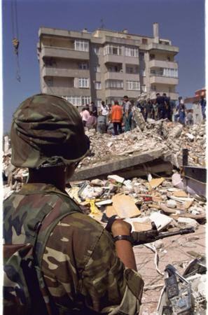 Marmara Depremi'nin 17.yıldönümü 3