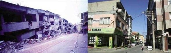 Marmara Depremi'nin 17.yıldönümü 30