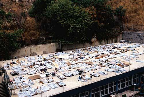 Marmara Depremi'nin 17.yıldönümü 37