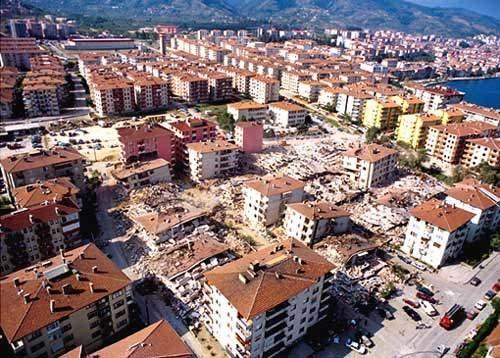 Marmara Depremi'nin 17.yıldönümü 38