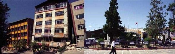 Marmara Depremi'nin 17.yıldönümü 39