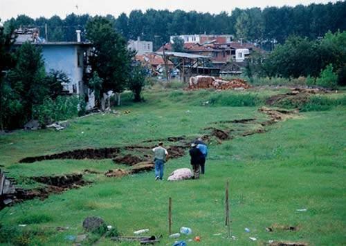 Marmara Depremi'nin 17.yıldönümü 41