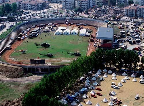 Marmara Depremi'nin 17.yıldönümü 42