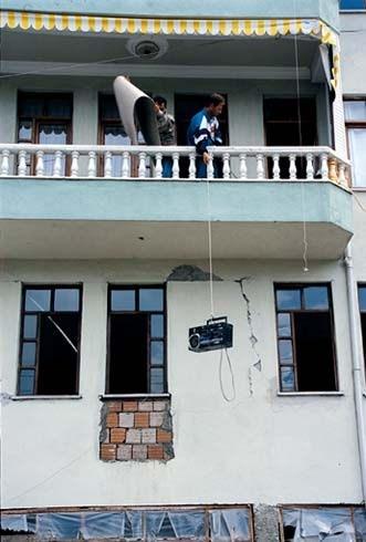 Marmara Depremi'nin 17.yıldönümü 43