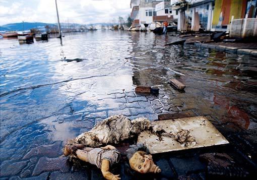 Marmara Depremi'nin 17.yıldönümü 45
