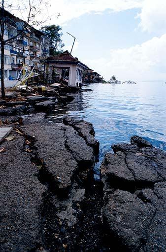 Marmara Depremi'nin 17.yıldönümü 46