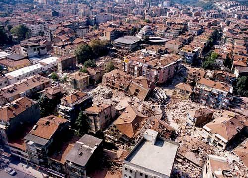 Marmara Depremi'nin 17.yıldönümü 48