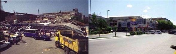 Marmara Depremi'nin 17.yıldönümü 53