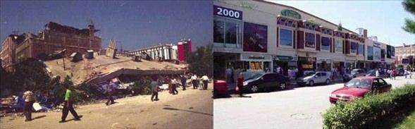 Marmara Depremi'nin 17.yıldönümü 57