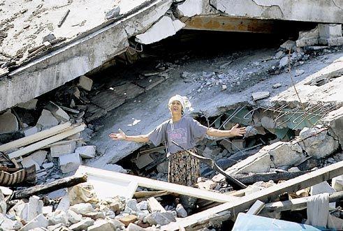 Marmara Depremi'nin 17.yıldönümü 58