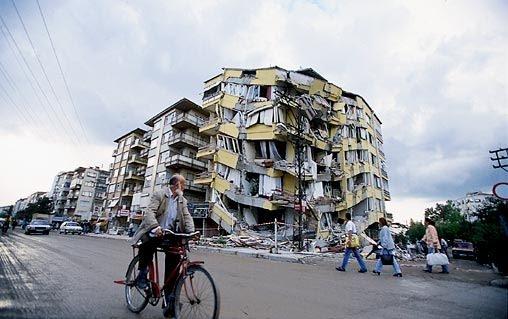 Marmara Depremi'nin 17.yıldönümü 59