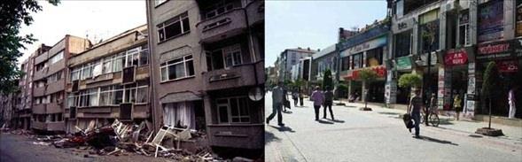 Marmara Depremi'nin 17.yıldönümü 64