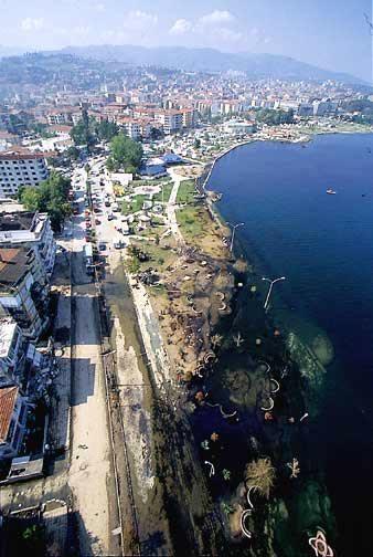 Marmara Depremi'nin 17.yıldönümü 69