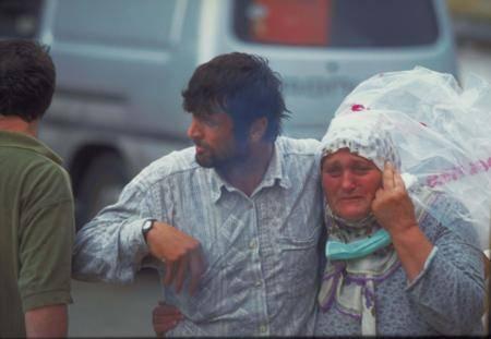 Marmara Depremi'nin 17.yıldönümü 7