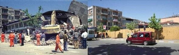 Marmara Depremi'nin 17.yıldönümü 76
