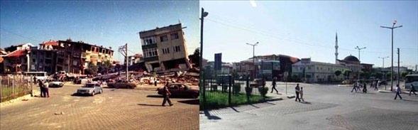 Marmara Depremi'nin 17.yıldönümü 78
