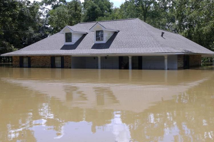 ABD'de sel: 20 bin kişi tahliye edildi 12