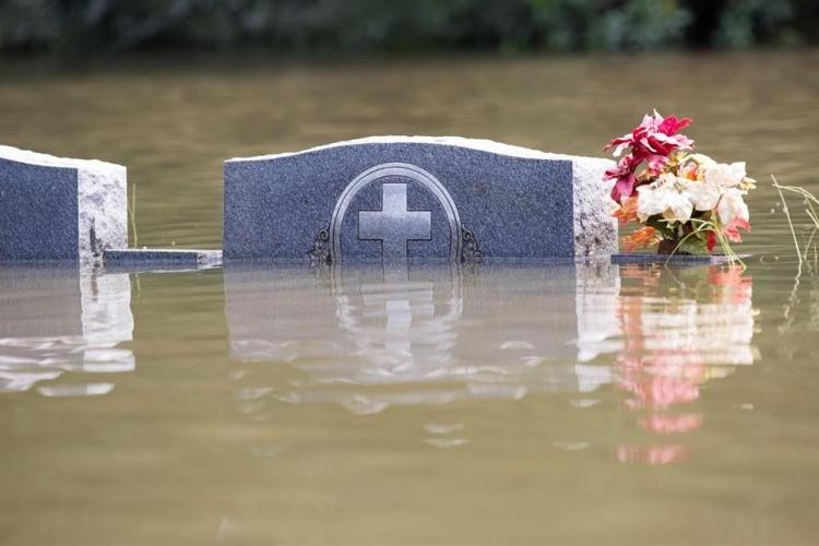 ABD'de sel: 20 bin kişi tahliye edildi 24