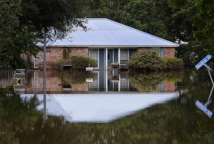 ABD'de sel: 20 bin kişi tahliye edildi 3