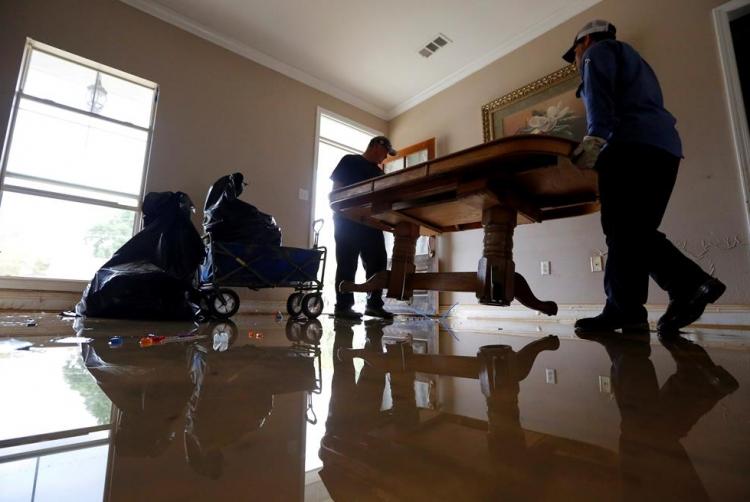 ABD'de sel: 20 bin kişi tahliye edildi 5