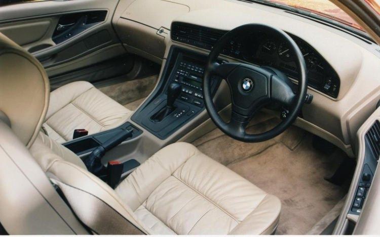 BMW 8 Serisi için geri sayım 12