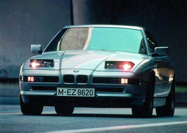 BMW 8 Serisi için geri sayım 14