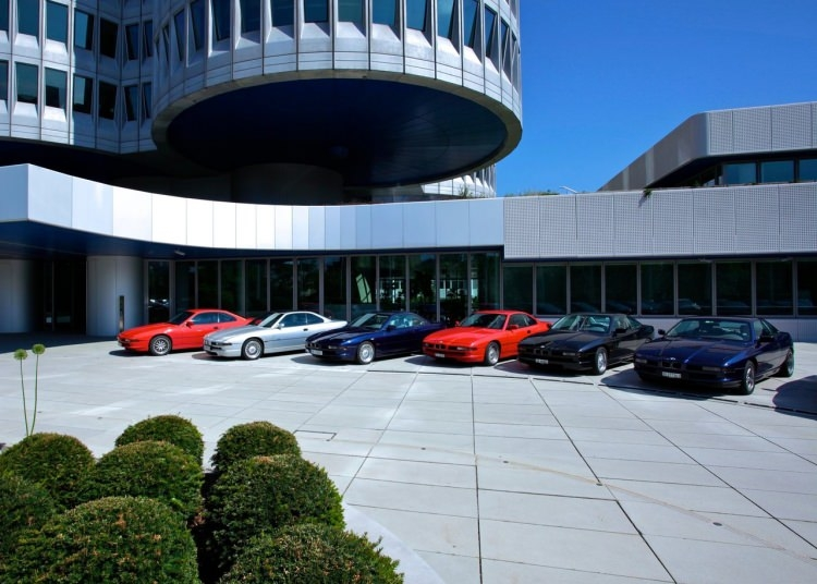 BMW 8 Serisi için geri sayım 15