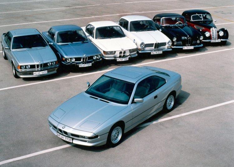 BMW 8 Serisi için geri sayım 2