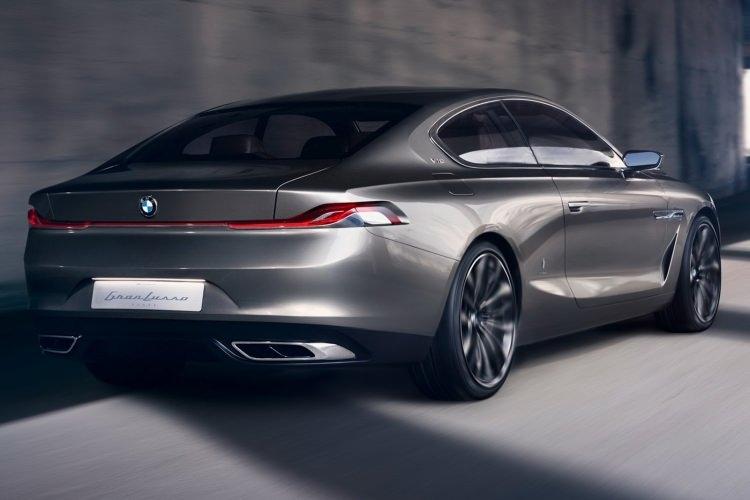 BMW 8 Serisi için geri sayım 8