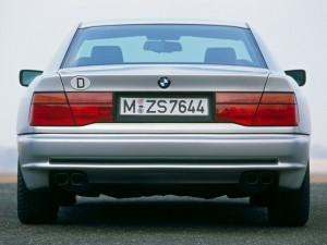 BMW 8 Serisi için geri sayım