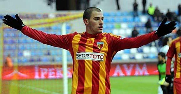Süper Lig'in en hızlı golcüleri 6