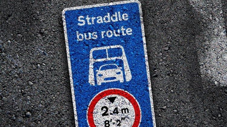 Gelecekte hayatımıza girebilecek 5 trafik işareti 5