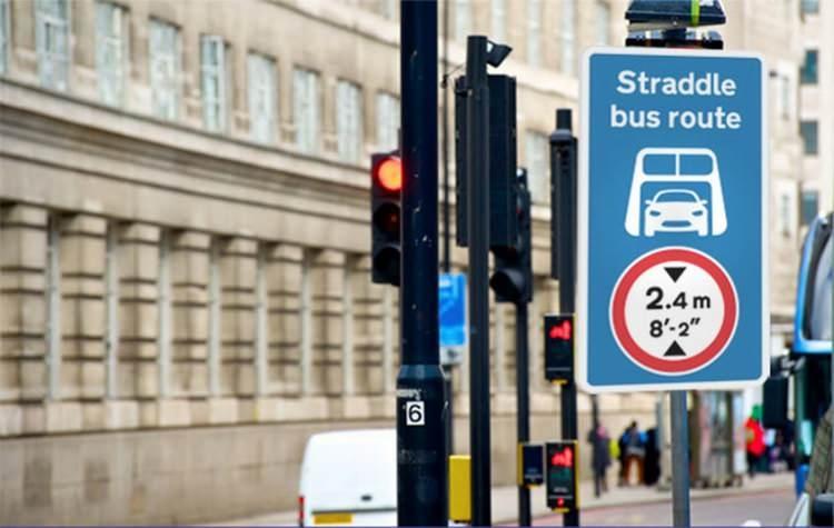 Gelecekte hayatımıza girebilecek 5 trafik işareti 7
