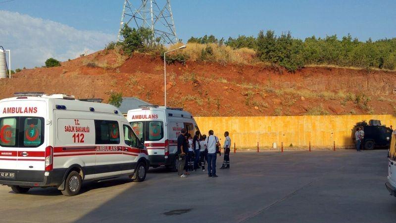 Tunceli'deki çatışmadan görüntüler 12