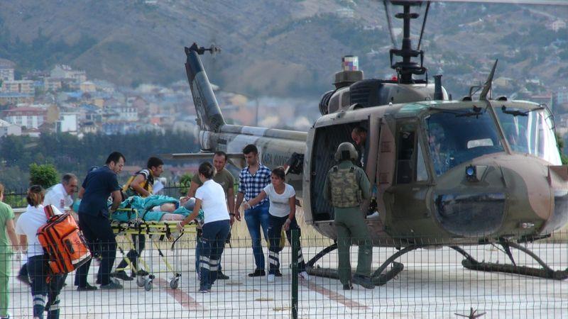 Tunceli'deki çatışmadan görüntüler 14