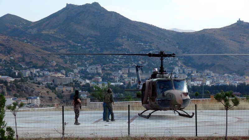 Tunceli'deki çatışmadan görüntüler 18