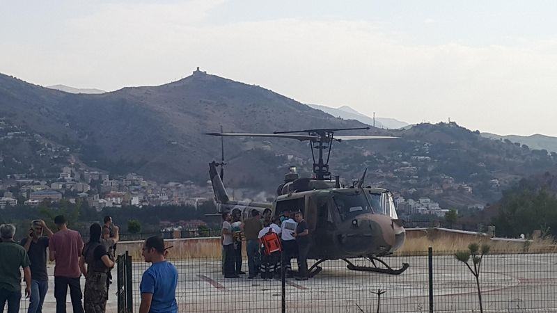 Tunceli'deki çatışmadan görüntüler 19