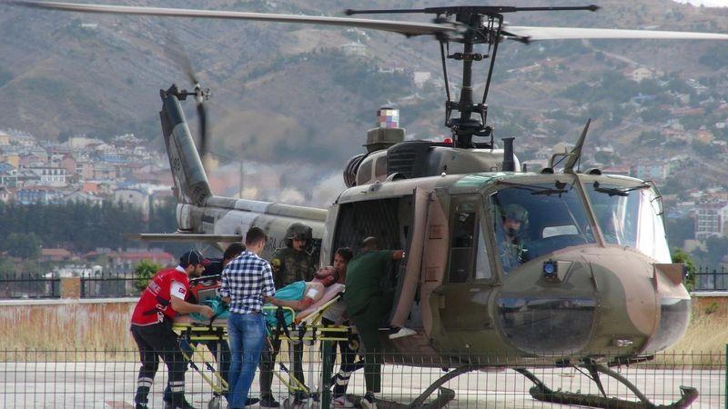 Tunceli'deki çatışmadan görüntüler 2