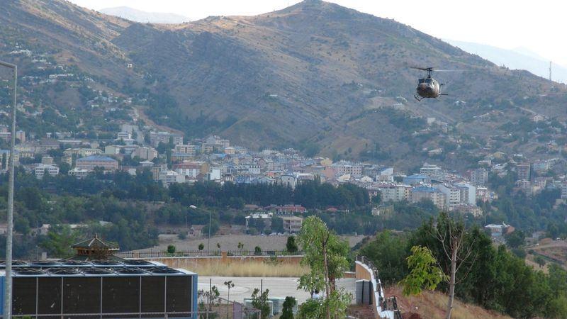 Tunceli'deki çatışmadan görüntüler 20