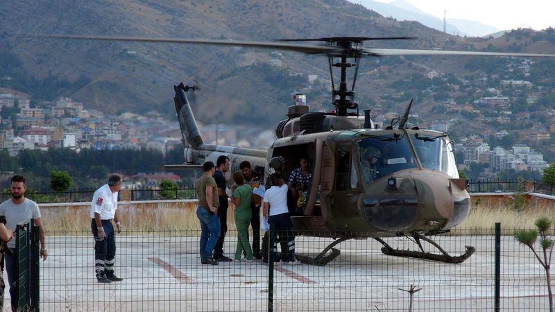 Tunceli'deki çatışmadan görüntüler 3