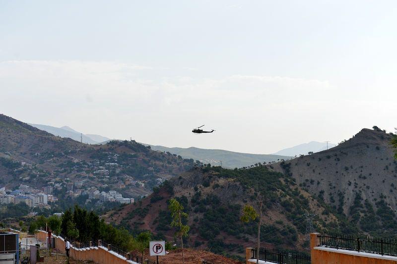 Tunceli'deki çatışmadan görüntüler 5