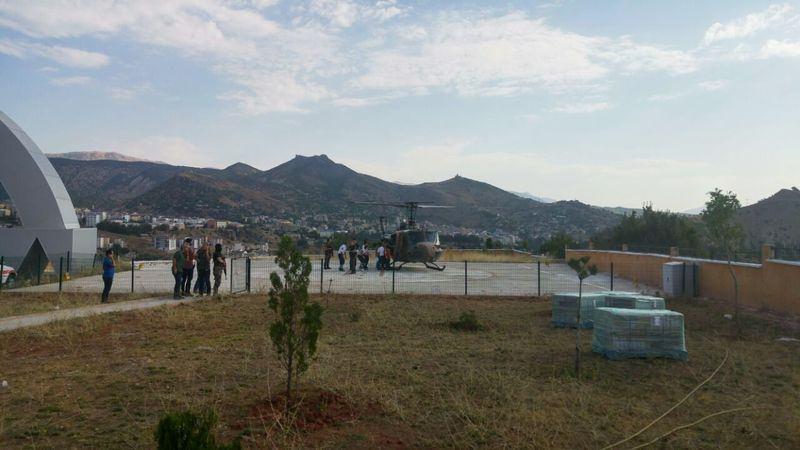 Tunceli'deki çatışmadan görüntüler 6