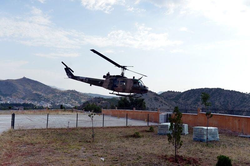 Tunceli'deki çatışmadan görüntüler 7