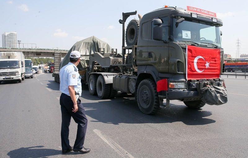 İstanbul'daki kışlalar şehir dışına taşınıyor 1