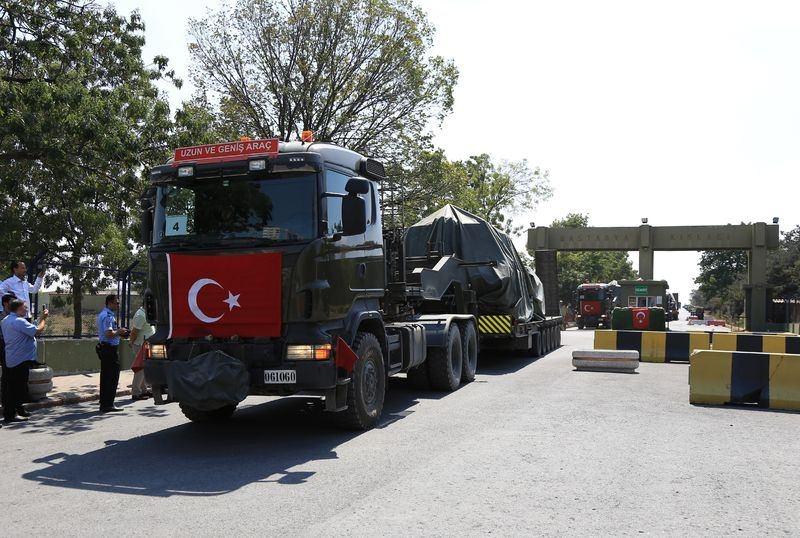 İstanbul'daki kışlalar şehir dışına taşınıyor 12