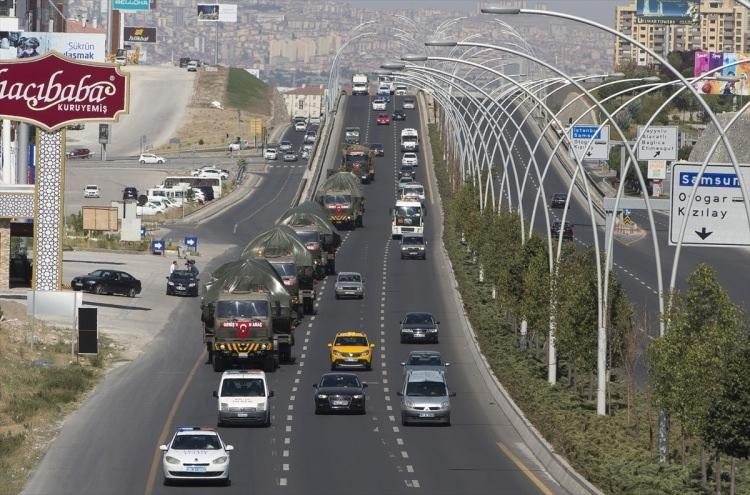 İstanbul'daki kışlalar şehir dışına taşınıyor 22