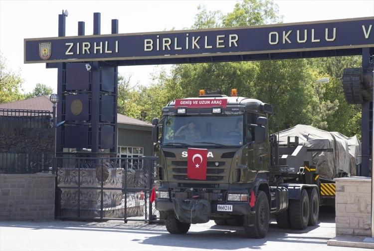 İstanbul'daki kışlalar şehir dışına taşınıyor 24
