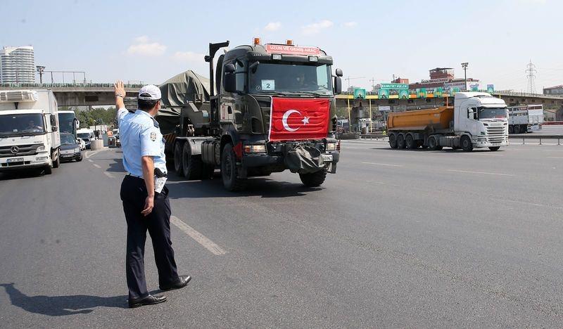 İstanbul'daki kışlalar şehir dışına taşınıyor 9